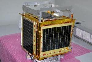 IIT-B microsatellite Pratham sends signal after two months