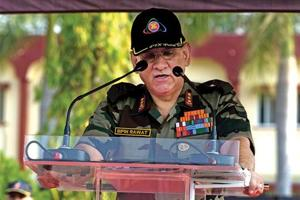 Oppn questions Bipin Rawat's appointment as army chief, BJPhit back