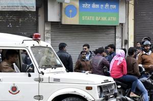 Rs 5 lakh robbed from ATM cash van in Delhi's Pandav Nagar