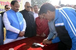 Four panchayats in two Jharkhand districts go 'cashless'