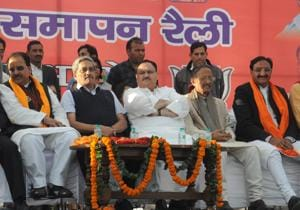 BJPwaits for other parties to announce candidates