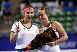 This is tennis queen Sania Mirza's new year resolution
