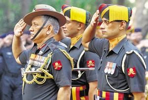 The choice of service chiefs is a matter of political judgment