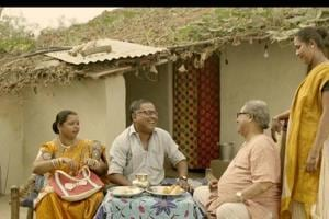 A still from the film. It was shot in seven days flat in the coal belt of West Bengal.
