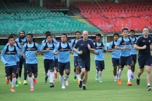 India national football team won the SAFF Cup title in Thiruvananthapuram during the year and defeated Puerto Rico 4-1, ranked 114 then, in an international friendly in Mumbai.