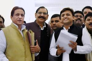 UP CM Akhilesh Yadav presents 'mini poll budget' to fund dream projects