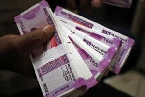 Parasmal Lodha was nabbed by the income tax department and Enforcement Directorate officials on Thursday for converting Rs25 crore in scrapped banknotes to the new currency.