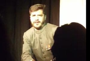"""The """"Major"""" Actor's Assorted Monologues, a one-man monologue by Shah, will be performed in Delhi for the first time."""