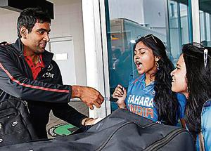 Ravichandran Ashwin, who was voted the Cricketer of the Year 2016 by the ICC, started his life as an opening batsman