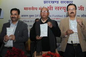 Jharkhand launches double fortified salt to fight anaemia