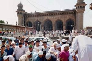 The Shariah council Makkah Masjid, located on bustling Anna Salai in Chennai, comprises the imam and his deputy, a woman's rights activist and even an advocate from the high court.