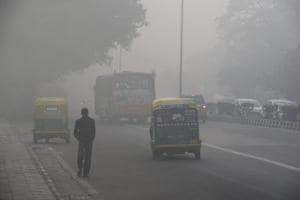 The level of particulate matter with diameter less than 2.5micrometer (PM2.5) touched the 500-mark—the highest recordable—in the national capital, according to the Ministry of Earth Science's System of Air Quality and Weather Forecasting And Research (SAFAR).