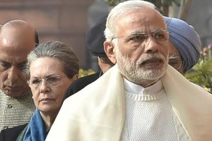 Sonia rallying Opposition parties for another round of attack on Modi