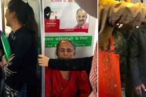 Delhi in transit: These images capture life in the Metro