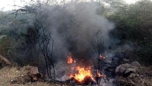 On Friday, the NGT imposed a nationwide ban on the burning of bulk waste in open spaces, announcing a fine of R25,000 for any violation. A fine of R5,000 is already in place, for simple burning.