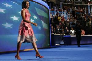 She did it her way: How Michelle Obama made her mark as US first lady