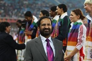 Suresh Kalmadi was named as Indian Olympic Association life-president on Tuesday.