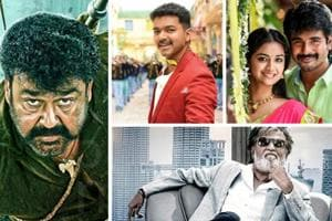 2016 was defined by Rajinikanth, Mohanlal as well as rookie Sivakarthikeyan