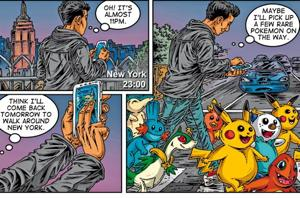 2016 in comics: Will virtual reality change the way we live?