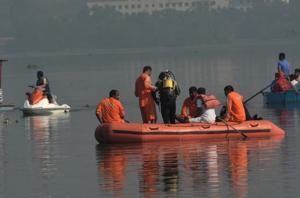Temporary ban on boating at Mumbai's Powai lake