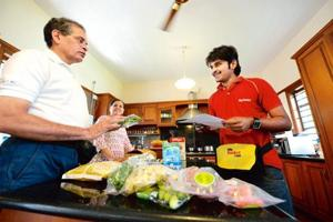 E-Grocers sharpen their game to cash in