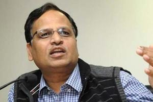 Delhi health minister Satyendra Jain was not available for comment.