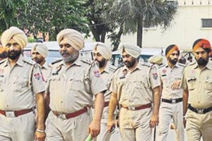 Raiding police team attacked in 'infamous' Moga village