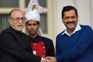 Want to work with AAP govt but don't know how ties will be: New L-G Baijal