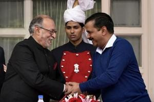 Hope we all work for Delhi, says Kejriwal after chat with Baijal