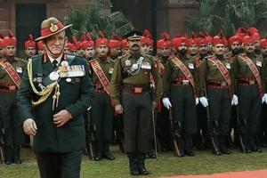 We want peace, but army won't  hesitate to use force if necessary: Bipin Rawat