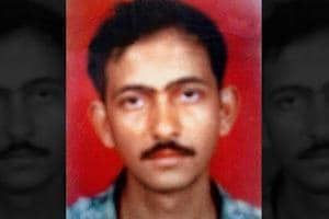 Chotta Shakeel's hitman, Sayyad Muzakkir Muddasar Hussain alias Munna Jhingada.