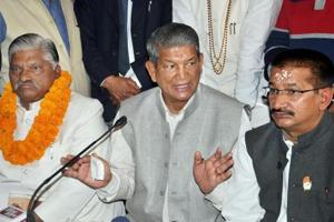 Bhagirathi ESZ: BJP hits out at Rawat for proposed Delhi dharna