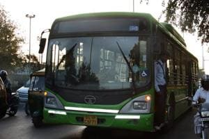 The Delhi government had announced to slash DTCfares by 75 per cent to promote public transport and curb pollution.