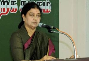 Sasikala has never held any public office, or even contested an election. Her dearth of experience will prove to be a liability by 2019, especially in the face of a more seasoned, and equally desperate, DMK, which is also set to make a change in January by appointing MK Stalin as its working president.