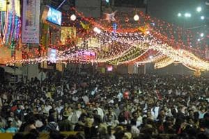 Reports have emerged of alleged mass molestation in Bengaluru's MG Road which took place on New Year's Eve.