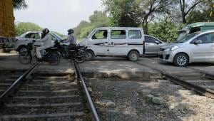 Bhopal recorded 68 deaths in accidents at railway crossings in 2015.
