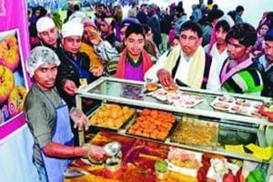 350th Prakash Parva: Bihari handicrafts, cuisines a hit in Patna's...