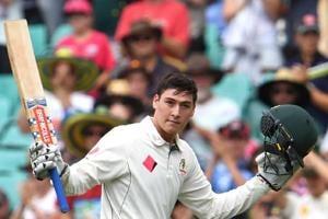 Matt Renshaw: Australia's young opener has a penchant for anchoring...