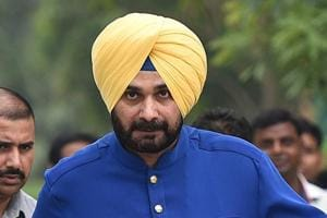 Navjot Singh Sidhu will be contesting from Amritsar (East) on a Congress ticket