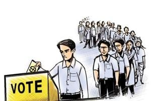 119 officers from Maharashtra on poll duty in five states