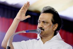 MK Stalin, much like M Karunanidhi, is a leader who has worked his way up the DMK hierarchy