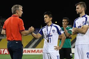 Albert Roca hopes that his team, Bengaluru FC, will be able to defend their I-League title this season.
