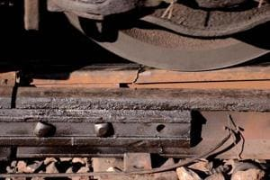 Rail fracture