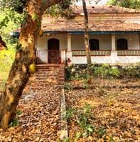 The old villa in Assagao that Varun Singal is converting into Simply Yoga