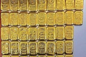 26-year-old held with 42 gold bars worth ₹1.29 crore at Mumbai airport