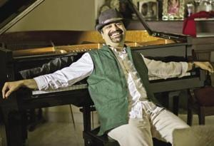 For Anil Srinivasan , music is the easiest and most truthful medium to express yourself