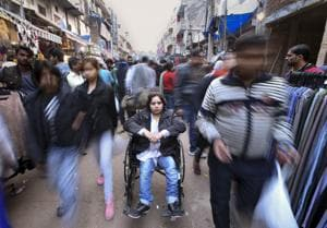 Public places are often inaccessible for differently abled women. They are difficult to navigate since they are not disabled-friendly, often unsafe and even lack basic amenities like accessible toilets, feel women. A representative image.