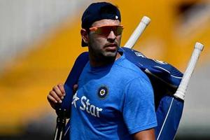 Yuvraj Singh has returned to the Indian cricket team for the ODI and T20 series vs England. He had smashed Stuart Broad for six sixes in an over during the 2007 World T20