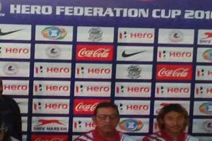 I-League or Federation Cup? Mohun Bagan Club seems confused
