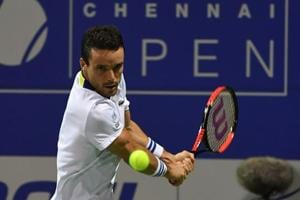 Roberto Bautista-Agut, seeded second in the Chennai Open, will face Daniil Medvedev in the final.